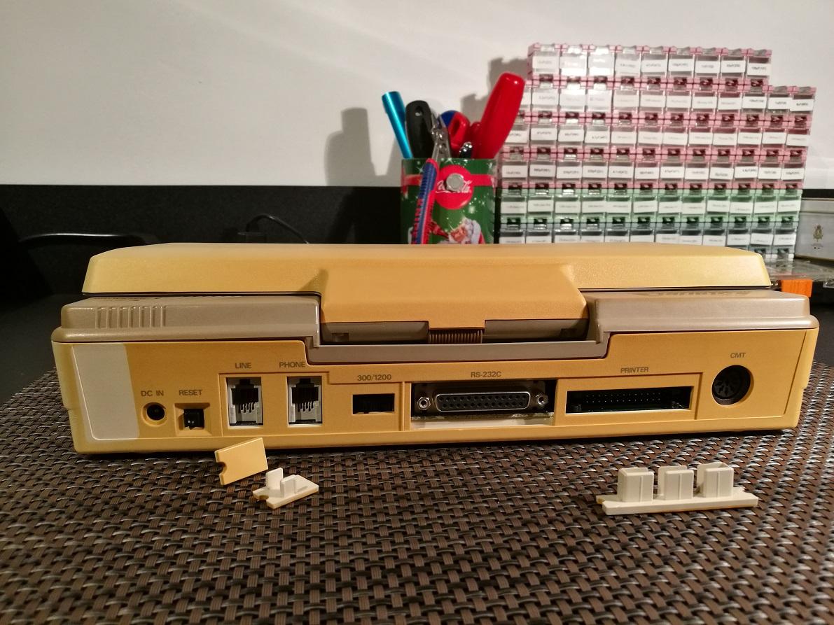 NEC Starlet PC8401-A-LS – The X86 Generation