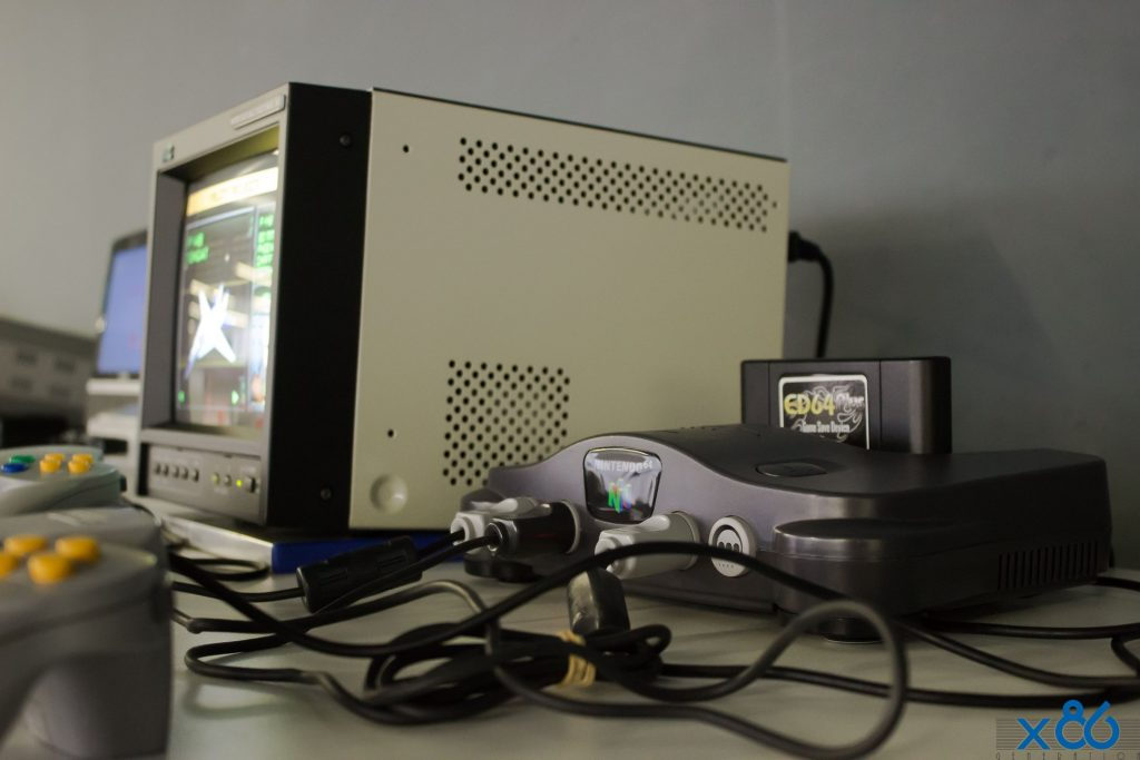 Nintendo 64 The X86 Generation